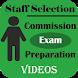 Staff Selection Commission Exam Preparation Videos