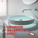 Creative Bathroom Sinks by freebird