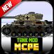 Tank Mod For MCPE' by Konchanok Creation