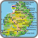 Mauritius Map by MAP Directions Online