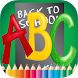 ABC Coloring Book For Kids (U) by Life & Kids Station.