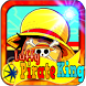 luffy King Pirate warrior 2017 by 3d-smart