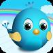 Splashy Bird-The hapless bird by Lou JianFu