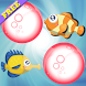 Fishes Match Game for Kids ! by romeLab