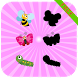 Kid insects Shapes Puzzle Game by Android Kids Games