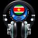Radio Suriname by blue sky