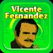 Vicente Fernandez Musica by MEDIA DEV