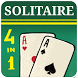 Solitaire Pack 4 in 1 by Solitaire Card Games