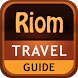 Riom Offline Map Guide