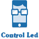 Control De Leds by Ernesto Leonel Vera Sosa