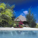 Caribbean Beach Live Wallpaper by annhoedroid