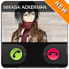 Call from Mikasa Ackerman by microtech game