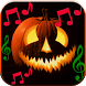 Halloween Theme Music Player by DataMine
