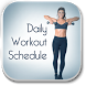 Daily Workout Schedule Guide by Ernie Caponetti