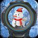 Snowman Shooting : Real Sniper 3D