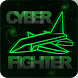 Cyber Fighter: Arcade Game Lit by Pocket Games Entertainment