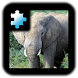 Jigsaw Puzzle VIP: Elephant by CoCoPaPa Soft
