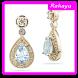custom jewelry earrings by Rahayu
