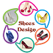 Latest Ladies Shoes Designs by 3 Steps Developer