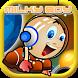 Milky Boy by Infinite Will Studio