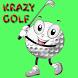 Krazy Golf by BLACKROCKsoftware