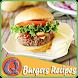 Burgers Recipes by QueenStudio