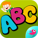 ABC for Kids Learn Alphabet by Gameitech - Kids Education Games