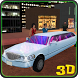 Big City Party Limo Driver 3D by Dragon Fire Z