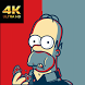 Homer Wallpaper 2018 by Korn Games