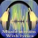 Line Music Stream Lyric by lyricsplay