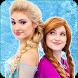 Snow Princess Elsa Anna by Dev4Games