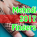 Mehndi Designs for Finger 2017 by Vibrant Solutions