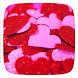 Glitter Hearts Theme by Heartful Theme