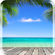 Tropical Beach LiveWallpaper by sonisoft