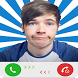 Fake Call From DanTDM by Fake call Apps