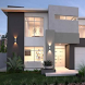 Modern Minimalist House Design by masbero