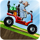 Angry Granny Race - Hill by AppLock Private