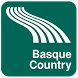 Basque Country Map offline by iniCall.com