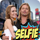 Angelina Jolie Selfie Photo Editor - Hot Actress