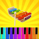Kids Musical Band Instruments by CG Art Shop