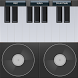 Piano & Virtual DJ Mixer by Wanda Kiss