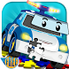 Kids Robocar Puzzle Jigsaw & Vehicles by Parangloe