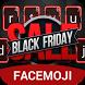 Black Friday Keyboard Theme by freethemekeyboard