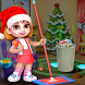 Christmas Doll House Cleanup by himanshu shah