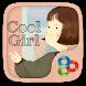 Cool Girl Go Launcher Theme
