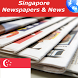 Singapore Newspapers by siyarox