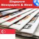 Singapore Newspapers by siyarox