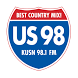 KUSN 98.1 US98 by SurferNETWORK