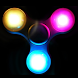 Glow Fidget Spinner by Omnitrix unleash studio