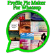 Profile Pic Maker for Whatsup by Gaurav MM Apps